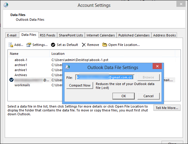 Outlook ost Has Reached Its Maximum Size: Major Reasons and