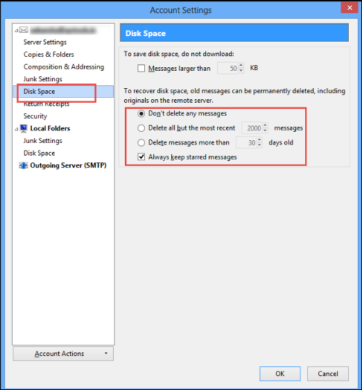 Top 8 Ways to Solve Thunderbird Maximum Request Size Exceeded Issue
