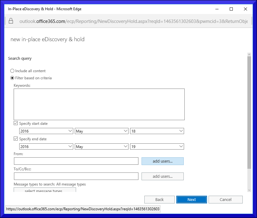 How to Save Emails from Office 365 Account in Nice and