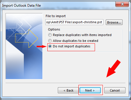 Delete Duplicates in Outlook