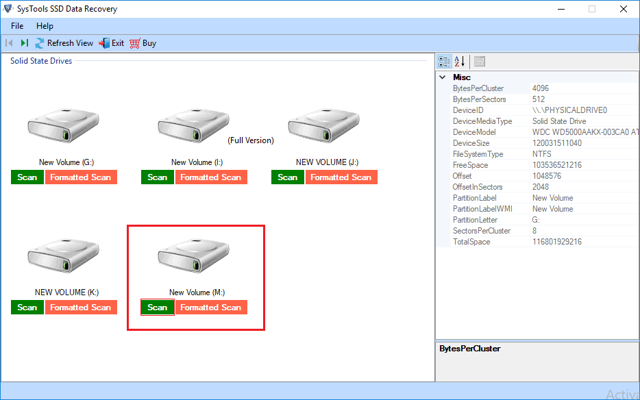 kingston ssd data recovery tool