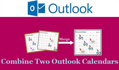 Combine Two Outlook Calendars