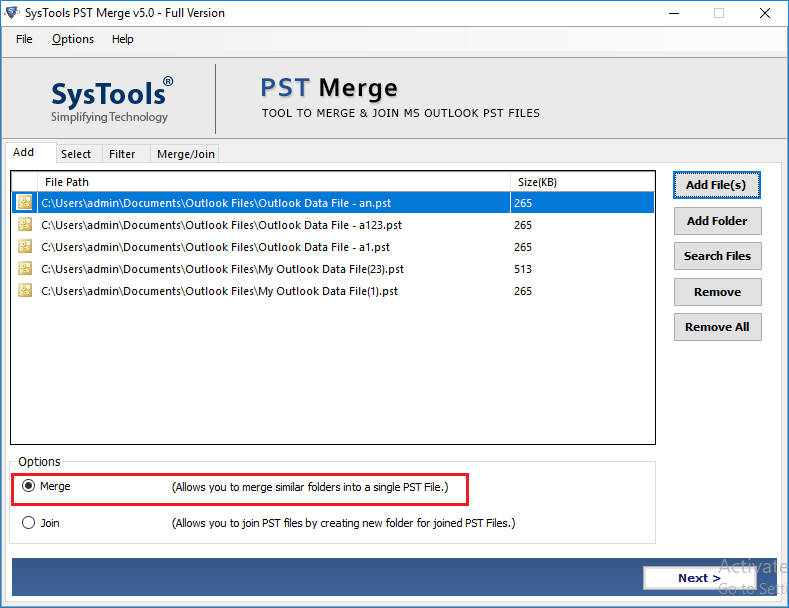 Merge and Remove Duplicate Emails in Outlook