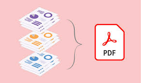 Consolidate PDF Documents Into One