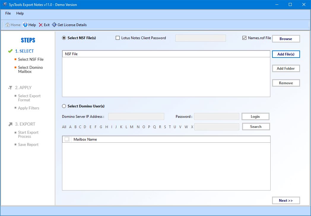 Import Lotus Notes to Outlook