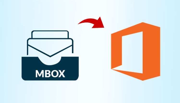 how to import mbox to office 365