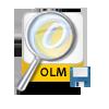 Save OLM items into PST folder