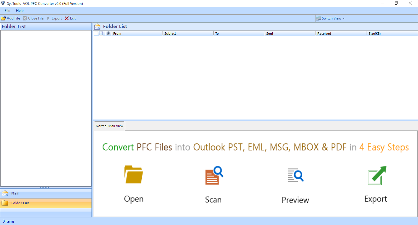 convert pst to pdf without outlook