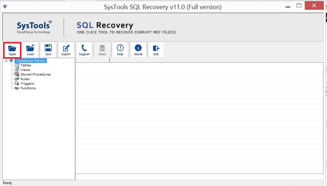 download recover SQL database
